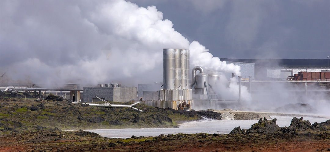 Safety when working on geothermal energy projects