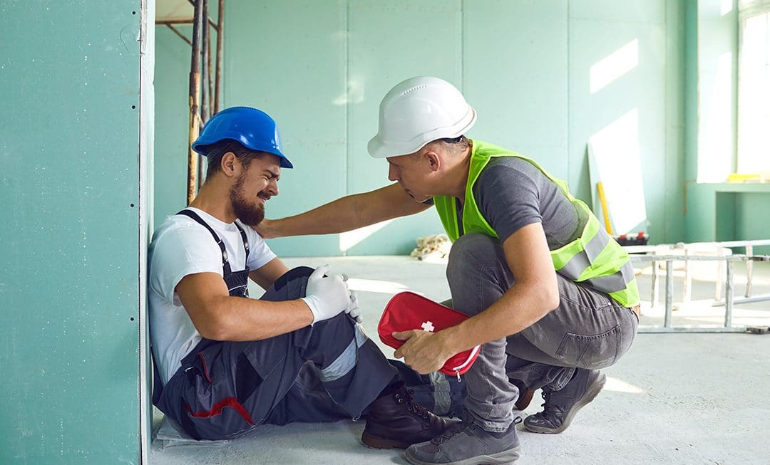 First Aid Basics for Workers